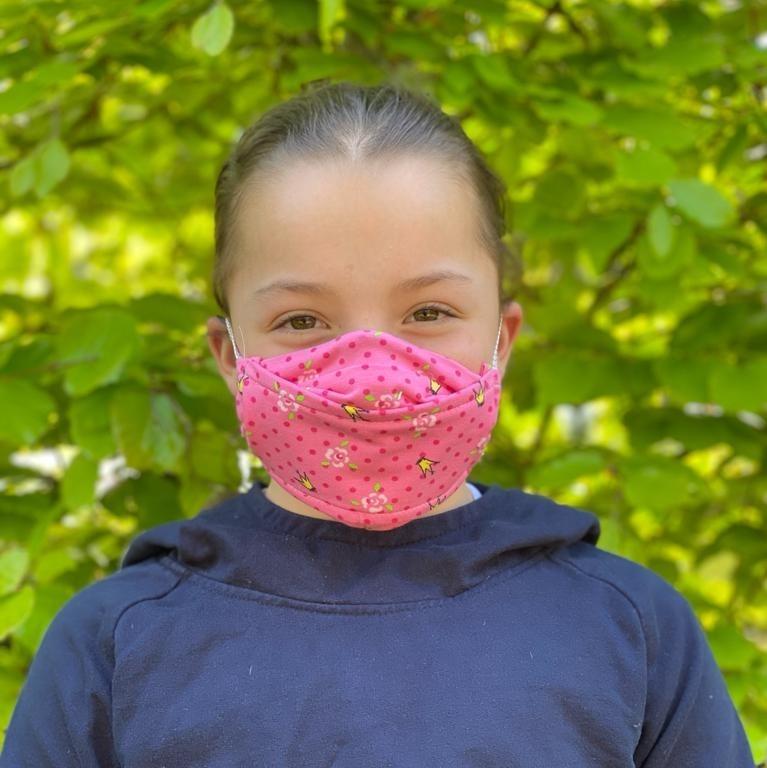 Maske selber nähen