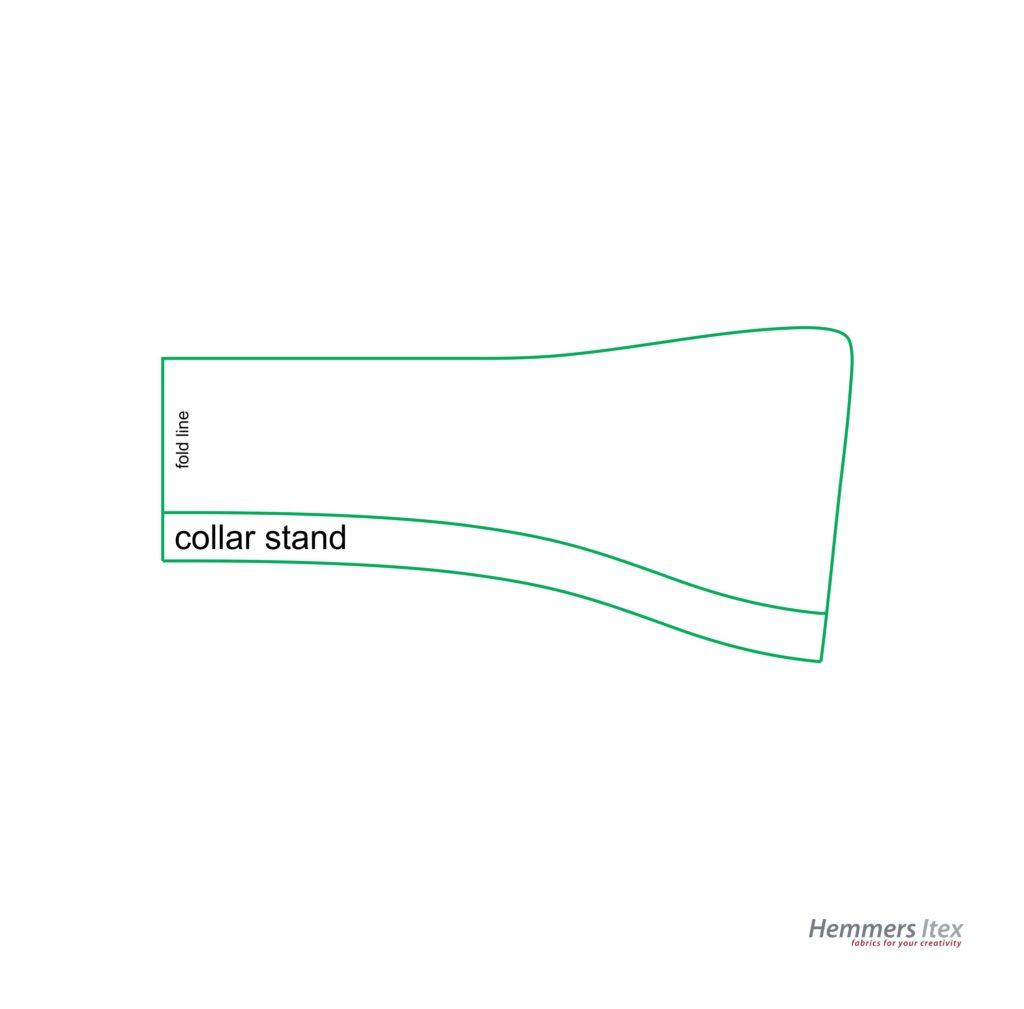 collar pattern drafting