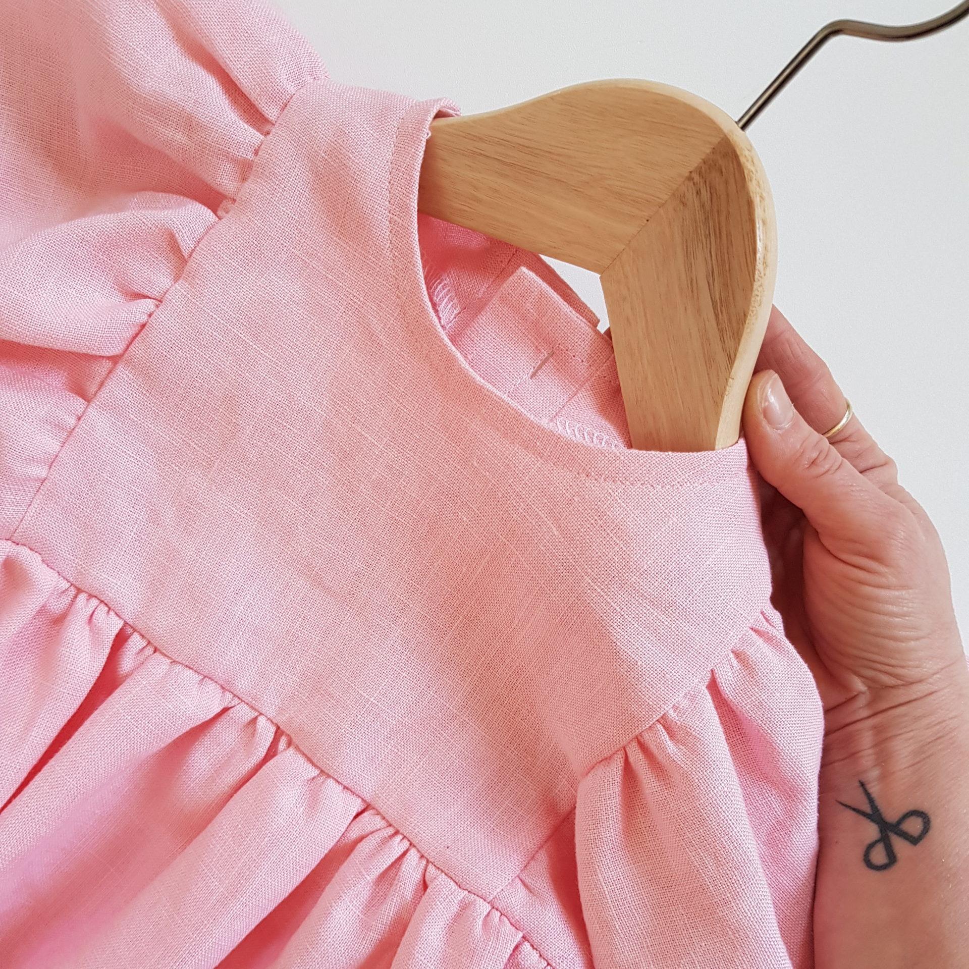 Freebie Kleid für Mädchen