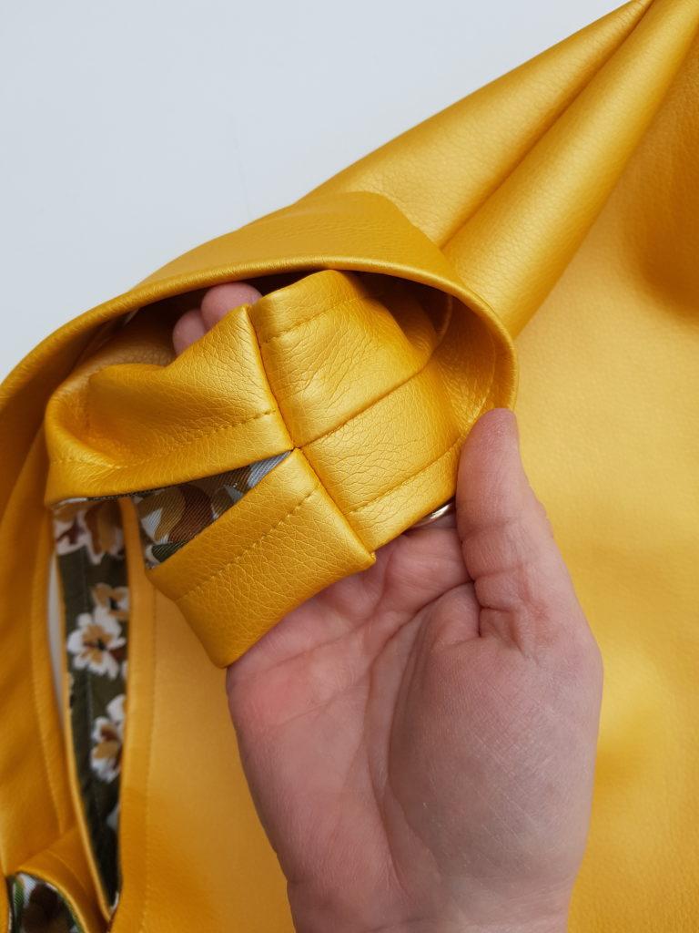 Tasche Nähanleitung und Schnittmuster