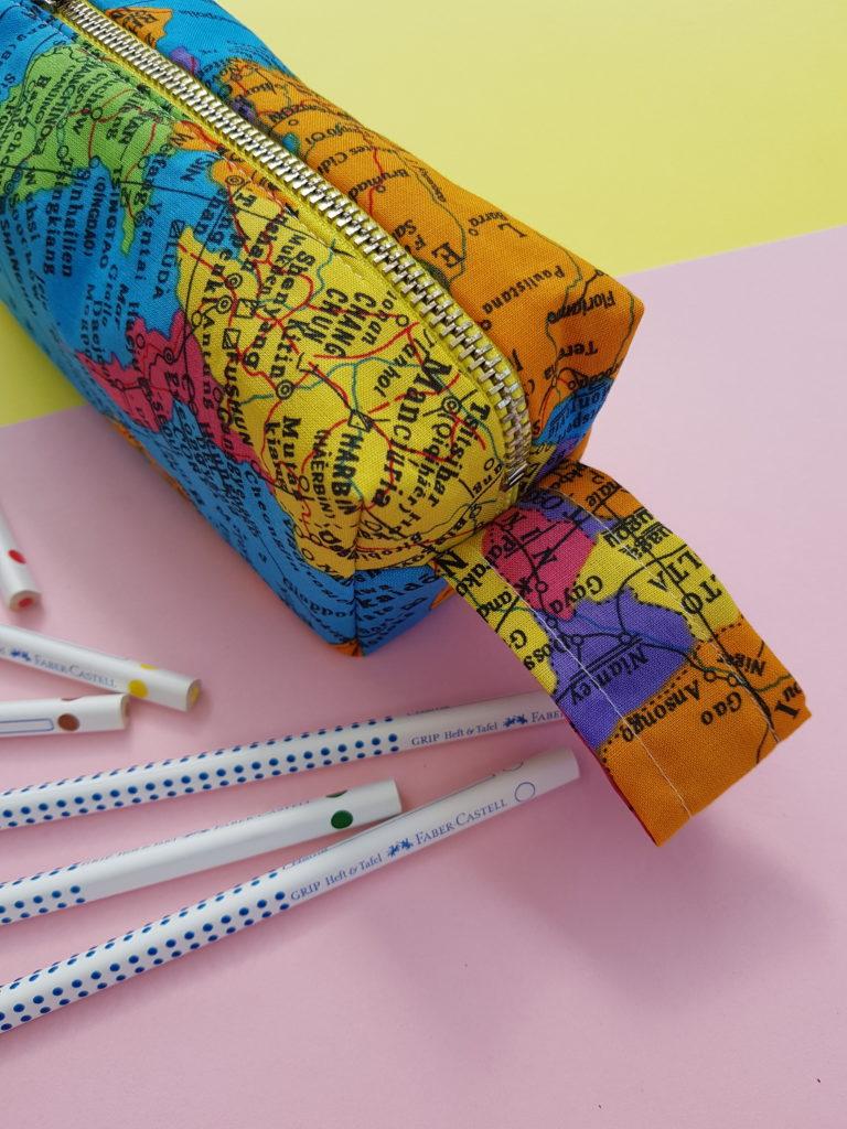 Stiftemäppchen nähen